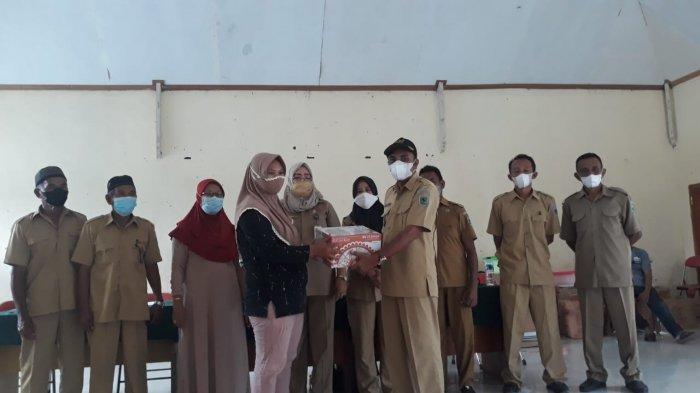 Kelompok Usaha Perempuan di Tanoyan Selatan Terima Bantuan dari DP3A Bolmong
