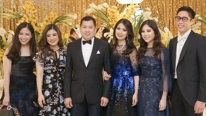 Angela Tanoesoedibjo Jadi Wakil Menteri Kabinet Jokowi, Berikut Postingan Instagram Anggota Keluarga
