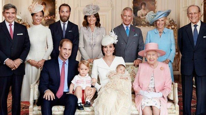 Keluarga Kerajaan Inggris