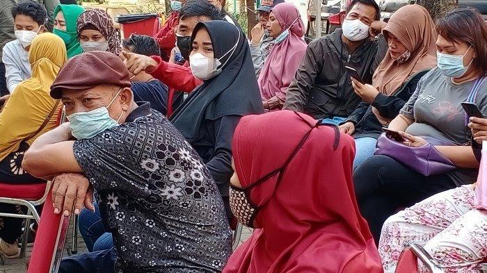 Tangis Ibunda Hariyanto Korban Kebakaran Lapas Tangerang, Sang Ayah: Dia Bilang Mau Bebas . .