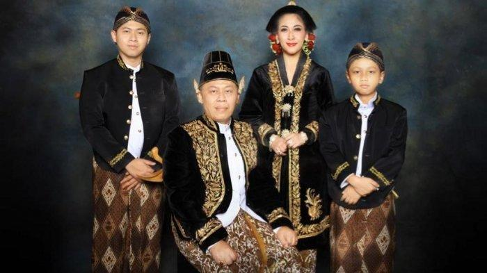 Keluarga Suhendra Hadikuntono Bukan Orang Biasa, Istrinya Seorang Politisi, Anaknya Caleg Termuda