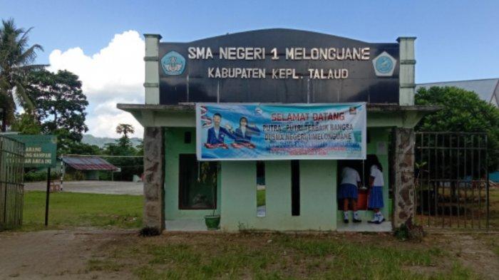 Pihak SMU 1 negeri melonguane Diduga lakukan Pungli pada acara perpisahan siswa lulusan tahun 2021
