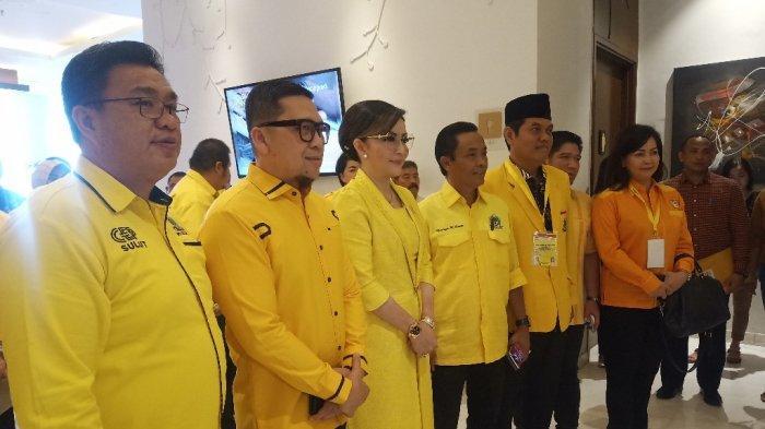 Kembali Pimpin Golkar Sulut, Tetty Paruntu Semringah Terpilih Aklamasi