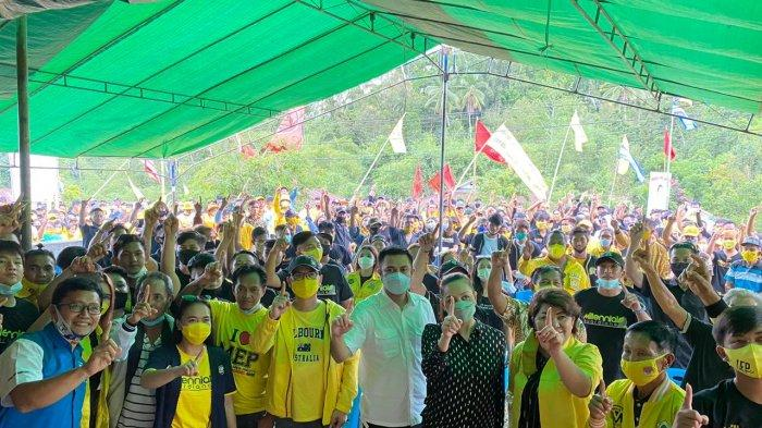 Kemenangan MEP-VT Tak Bisa Dibendung, Polarisasi Dukungan di 15 Kecamatan