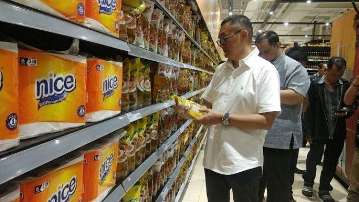 Kementerian Perdagangan Sidak Sejumlah Perusahaan Ritel di Manado