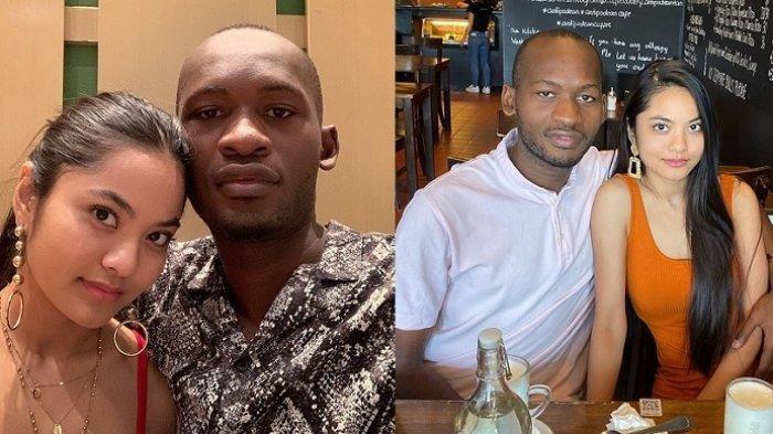 Viral Gadis Cantik Nikahi Pria Afrika, Berawal dari Tangisan hingga Minta Izin ke Ayah