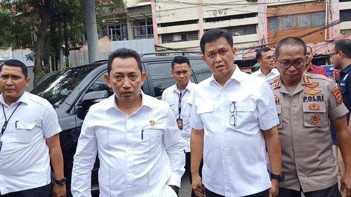 Kepala Badan Reserse Kriminal (Kabareskrim) Polri Komjen Pol Listyo Sigit Prabowo