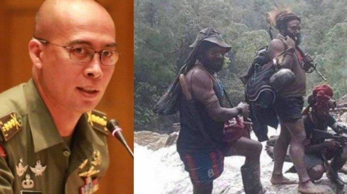 TKP Penembakan Kepala BIN Papua Sempat Diserang KKB, Sekolah dan Rumah Kepala Suku Dibakar