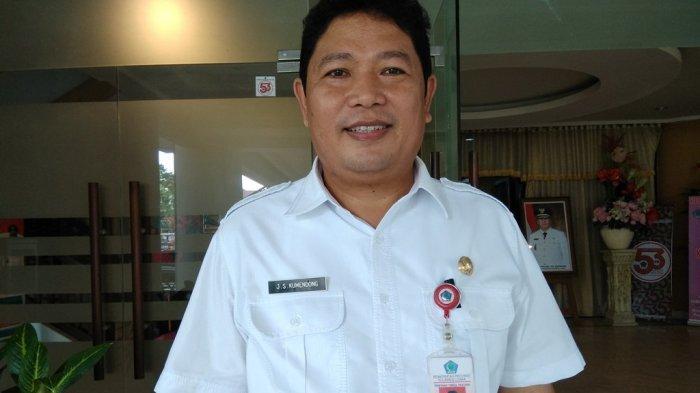 Kepala Biro Pemerintahan Jemmy Kumendong