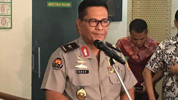 Kepala Biro Penerangan Masyarakat Divisi Humas Polri Brigjen (Pol) Argo Yuwono