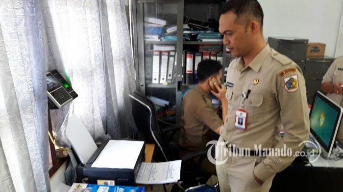 Kepala BKPP Kotamobagu Sahaya Mokoginta Tegaskan Besok Aparatur Sipil Negara Masuk Kantor