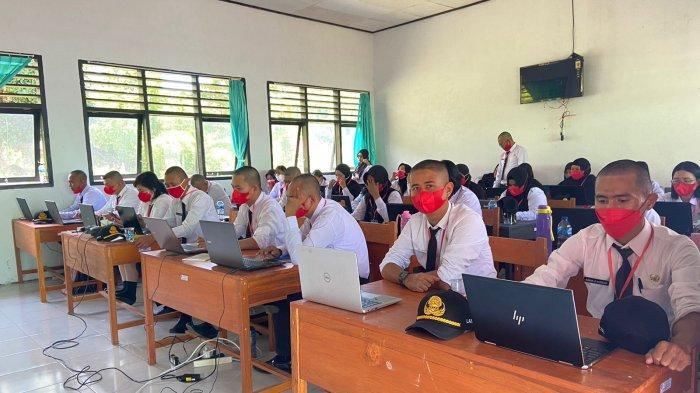 Latsar CPNS Bolsel Digelar Selama 51 Hari, Diikuti 150 Peserta Satu Diantaranya dari Mitra