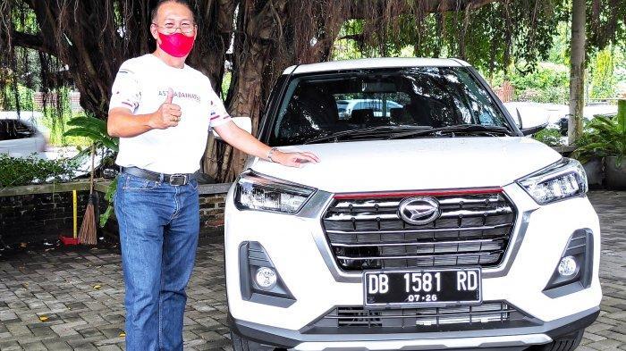 Daihatsu Rocky 1.2L dengan Mesin 1.200cc Mengaspal di Bumi Nyiur Melambai