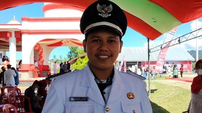 Cerita Sangadi Termuda di Bolsel, Pertama Kali Kenakan Pakaian Dinas dan Ikut Upacara 17 Agustus