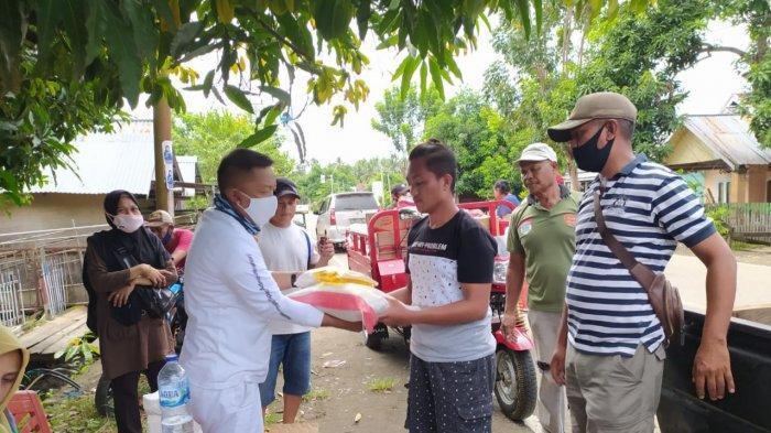 Dinas Ketahanan Pangan Boltim Mulai Salurkan Bantuan Bahan Pokok Tahap Dua