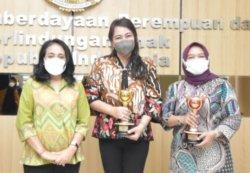 Sukses Terapkan Kesetaraan Gender, Pemkot Kotamobagu Sabet Penghargaan dari Kementerian PPA RI