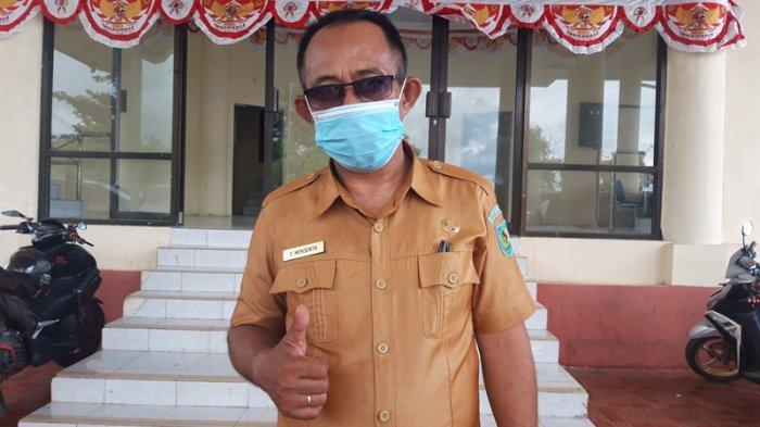 Kepala Disdik Bolmong Wajibkan Para Guru Ikut Vaksinasi Covid-19