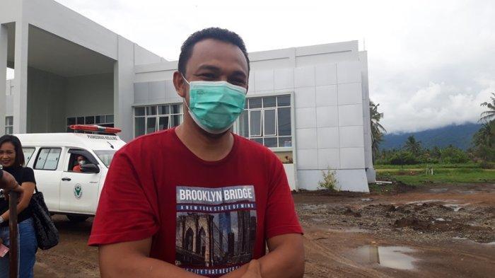 Kepala Dinkes Erman Paputungan Tegaskan Vaksin AstraZeneca Belum Masuk Wilayah Bolmong