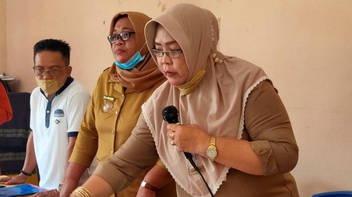 Minimalisir KDRT, Farida Mooduto Minta Warga Bolmong Selesaikan Masalah dengan Cara Kekeluargaan
