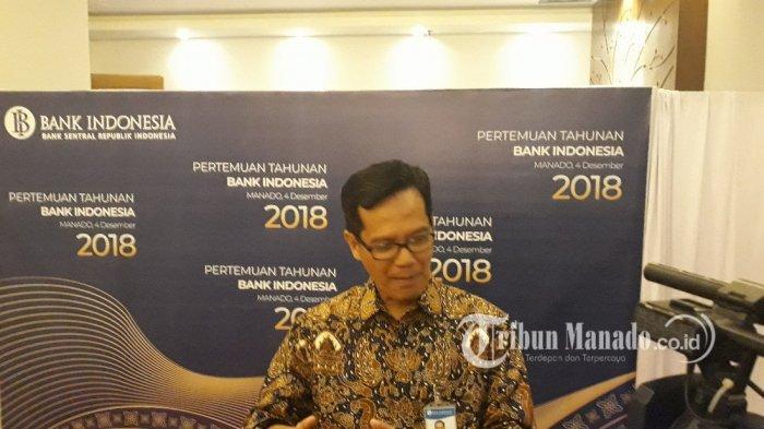 Bank Indonesia Sebut Perekonomian Sulut Tumbuh 6 Persen di Tahun 2018