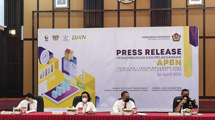 Bea Cukai Sulbagtara Bukukan penerimaan kepabeanan dan cukai Rp 25,83 Miliar