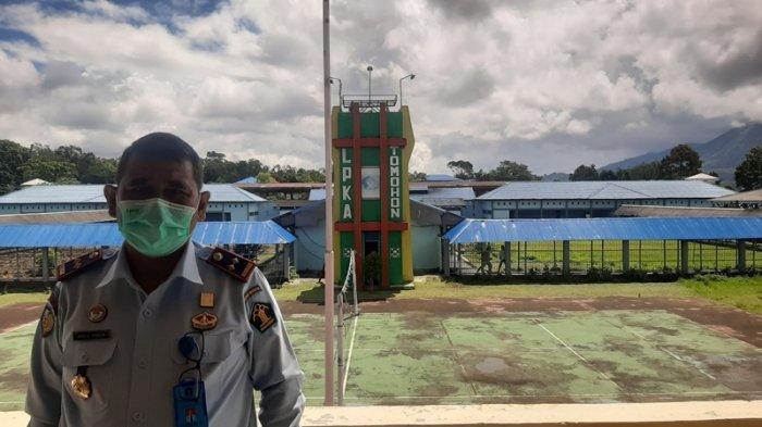 Pandemi Covid-19 Bawa Berkah, Tahun Ini Sudah 20 Penghuni LPKA Tomohon Pulang Lebih Awal