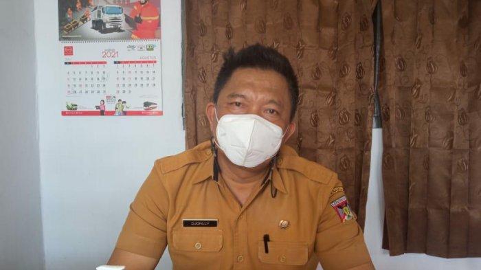 Dampak dari Pandemi Covid-19, PAD untuk Retribusi Pasar Tondano Minahasa Mengalami Penurunan