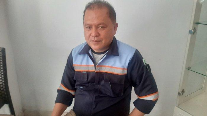 Kepala PDAM Tomohon Freddy Tumurang.