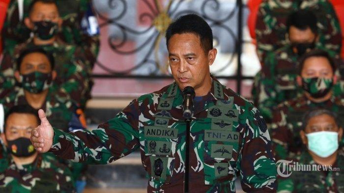 3 Alasan Andika Perkasa Calon Kuat Panglima TNI, Namun Masalah Ini jadi Kendala