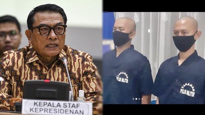 Istana Apresiasi Panglima dan KSAU, Pastikan Anggota TNI AU yang Injak Kepala Warga Papua Diproses