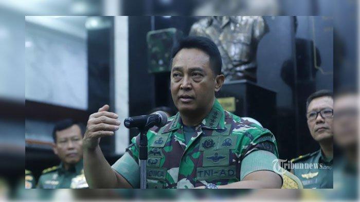 Aksi Anggota TNIAnak Buah KSAD Jenderal Andika Perkasa Ini Tuai Pujian dan Jadi Viral