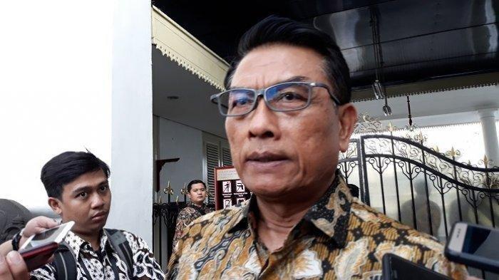 Moeldoko Dipaksa Mundur dari Istana, Dianggap Bawa Buruk Bagi Jokowi, Ade: Dia Berbesar Hati