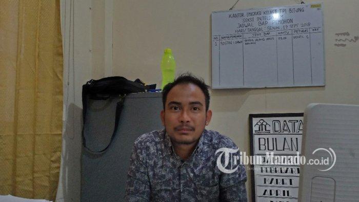 Berdagang Aksesoris di Kauditan, Seorang WNA China Diamankan Imigrasi
