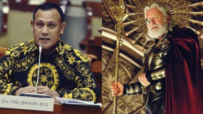 Kerap Dikritik, Firli Bahuri Singgung Nama Odin Asgard jadi Ketua KPK: Saya Paham Perhatian ini