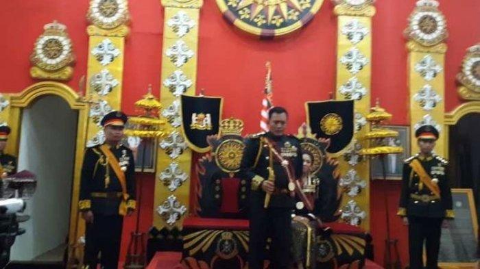 VIDEO Penangkapan Raja dan Ratu Kerajaan Agung Sejagat, Istana Digeledah