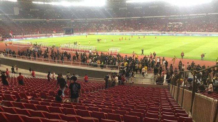 FIFA Beri Sanksi ke PSSI, Terkait Kisruh Timnas Indonesia Vs Malaysia di SUGBK