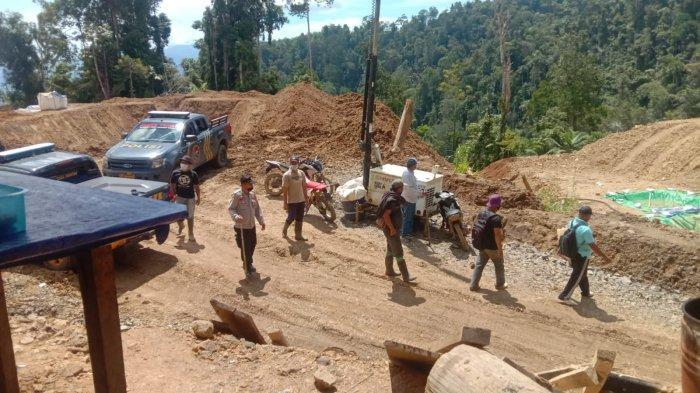 Begini Kronologi Awal Ricuh Antara Masyarakat Toruakat Bolmong dan PT BDL