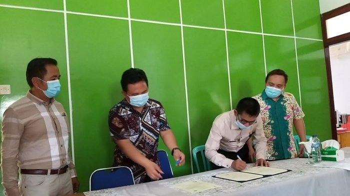 Kemenag Bolmong dan IAKN Manado Jalin Kerjasama