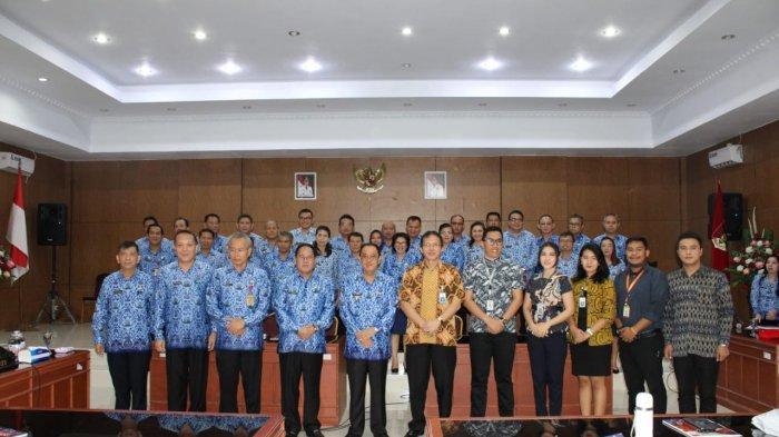 Pemkab Minahasa Kerja Sama Dengan PT Garuda Indonesia