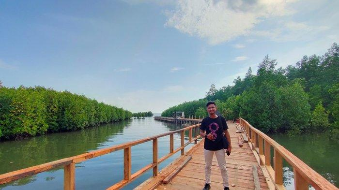 Disparbud Bolsel dan Pemdes Tabilaa Sepakat Kelola Ekowisata Mangrove