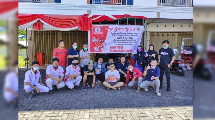 Kerukunan Keluarga Sulawesi Selatan Bantu Sesama Lewat Aksi Donor Darah