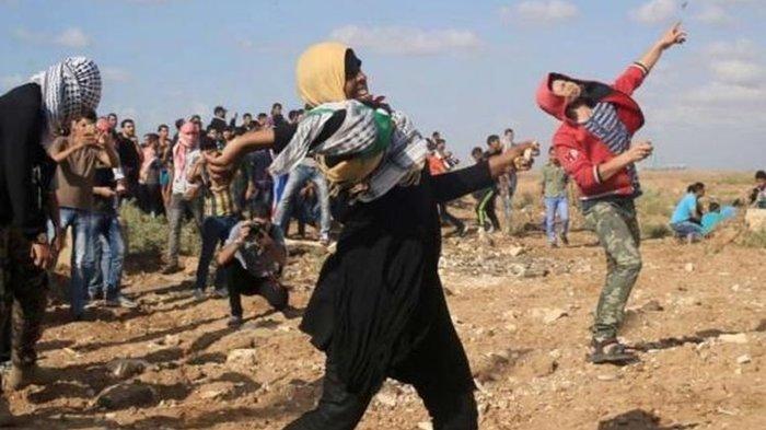 Kabar Israel Terkini: Terjadi Kerusuhan antara Warga Israel dan Palestina, Ratusan Orang Jadi Korban