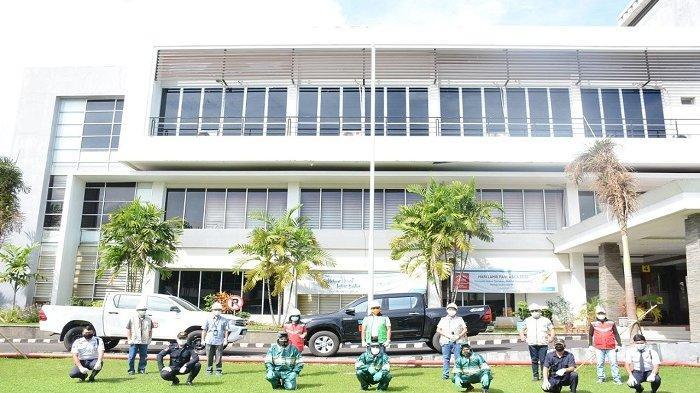 Kesiapan Welcome New Normal di Kantor Wilayah, GM PLN UIW Suluttenggo Pimpin Apel Siaga Bersama