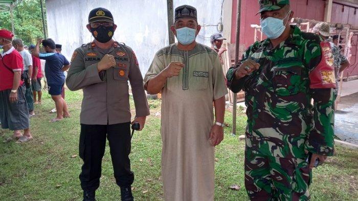 Idul Adha di Manado,Masjid Agung Awwal Fathul Mubien Bagikan Kurban ke Rumah Jamaah
