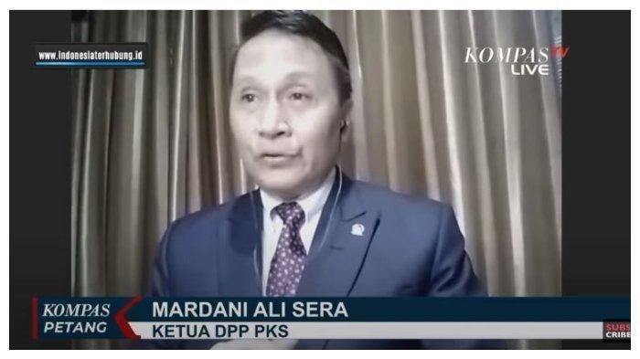 Ketua Dewan Pimpinan Pusat (DPP) PKS, Mardani Ali Sera