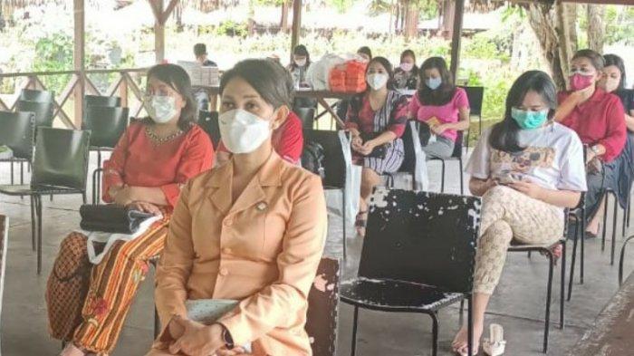 Ketua Dharma Wanita BNNP Ajak 12 Ribu Relawan Anti Narkoba Sulut Tetap Aktif di Masa Pandemi