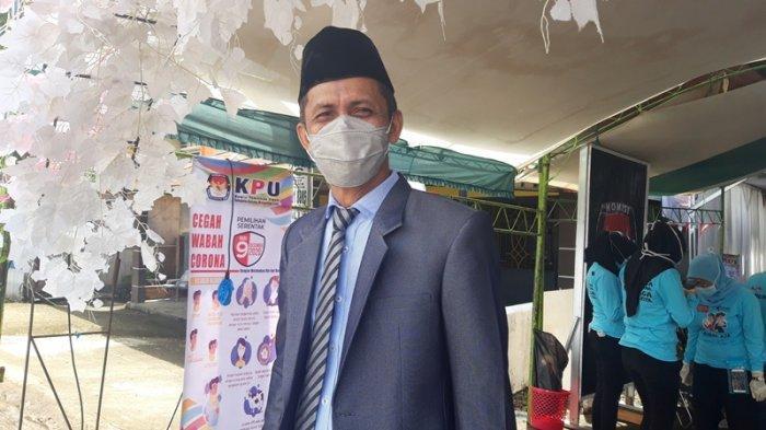 Ketua Divisi Teknis Penyelenggara KPU Boltim Abdul Kader Bachmid