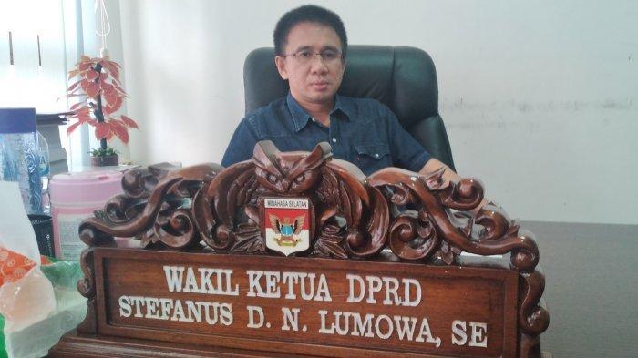 Ketua PDI Perjuangan Minahasa Selatan, Stefanus Lumowa: Kami Dukung Puan Maharani Capres 2024