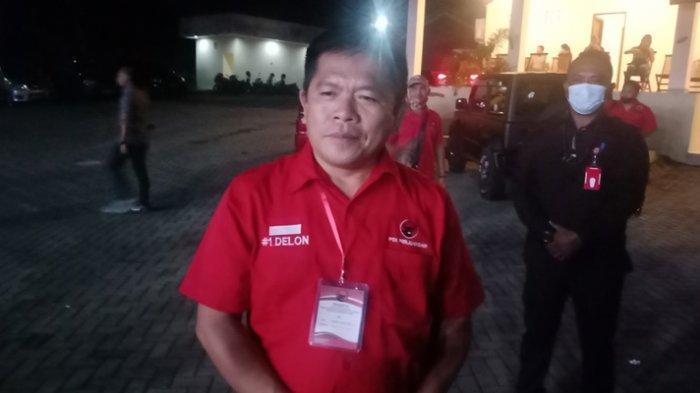 Pengurus PDI Perjuangan Minut Wajib Divaksin, Ajak Anggota Keluarga