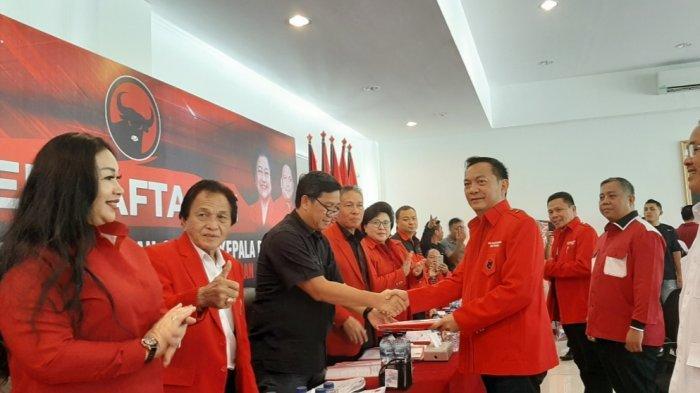 Alot Persaingan Calon PDIP di Pilwako Tomohon, Medy Lensun: Akan Ada Kejutan di Boltim